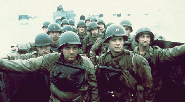 1998 saving private ryan