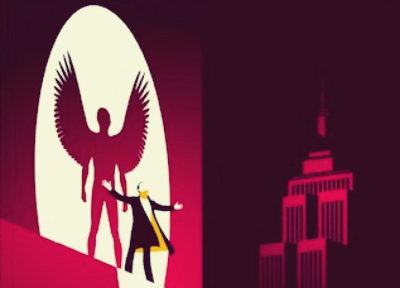 BIRDMAN alternative poster