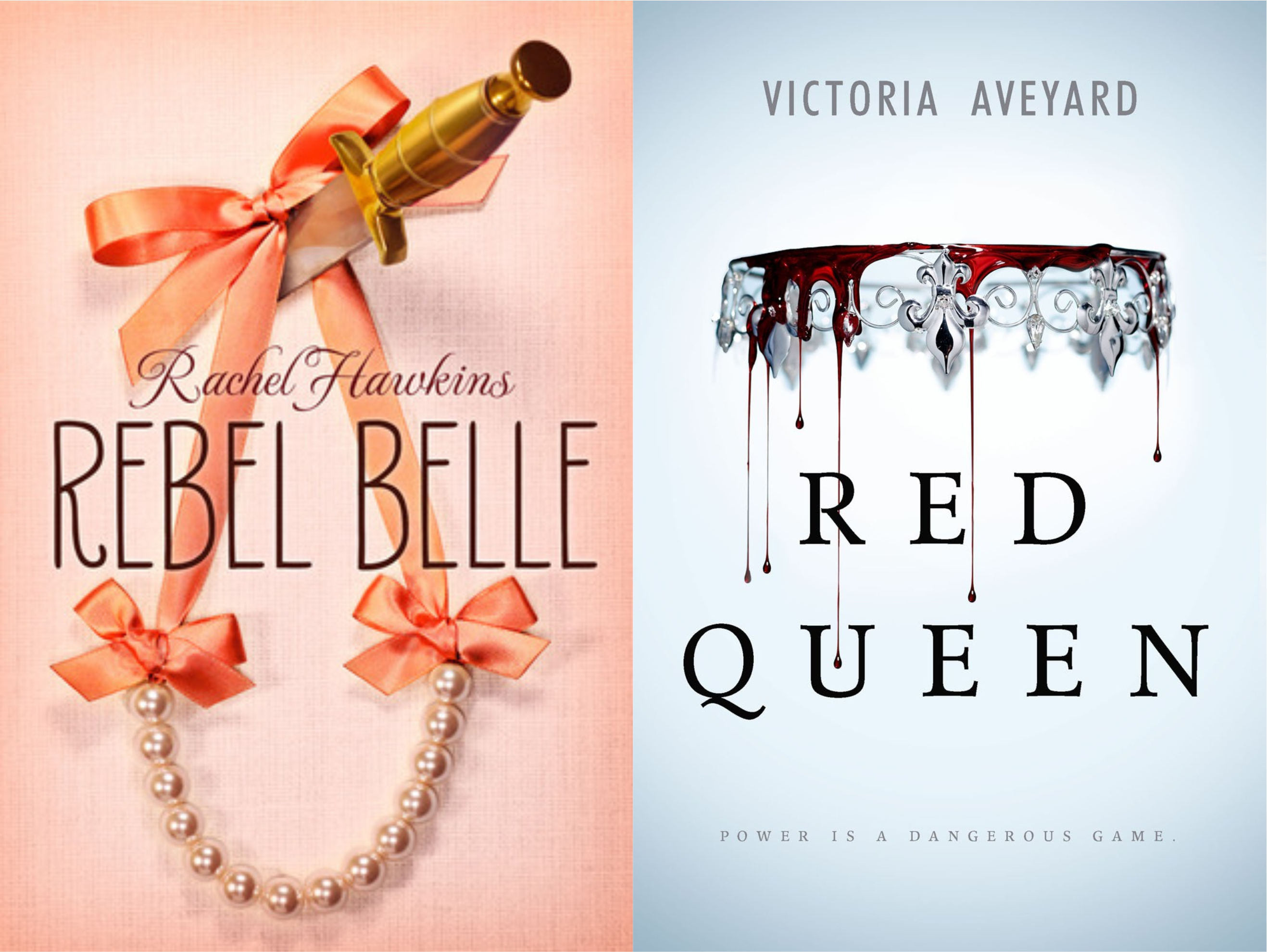 rebel belle red queen